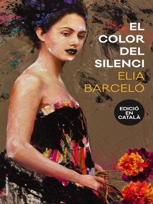 cover image of El color del silenci