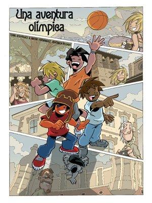 cover image of Una aventura olímpica