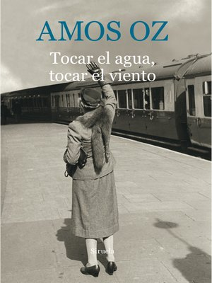 cover image of Tocar el agua, tocar el viento
