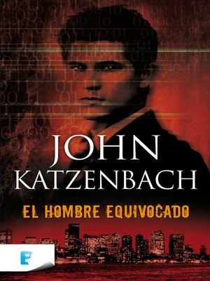 cover image of El hombre equivocado