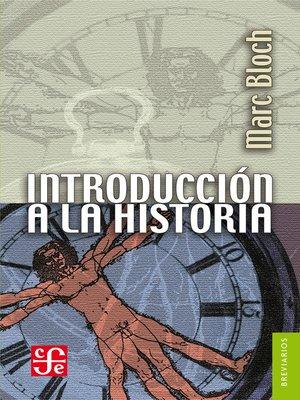 cover image of Introducción a la historia