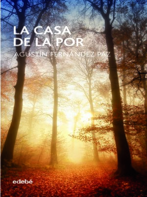 cover image of La casa de la por