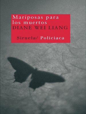 cover image of Mariposas para los muertos