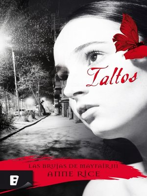 cover image of Taltos (Las Brujas de Mayfair 3)
