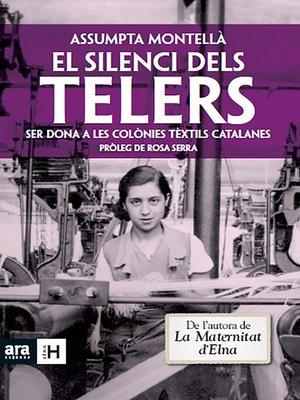 cover image of El silenci dels telers