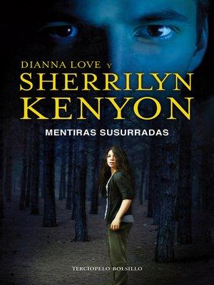 cover image of Mentiras susurradas