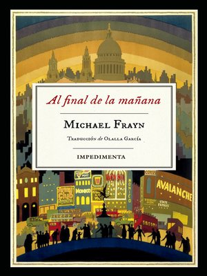 cover image of Al final de la mañana