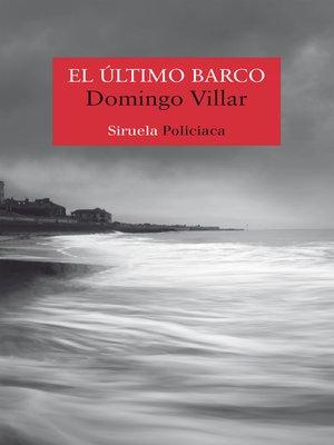 cover image of El último barco