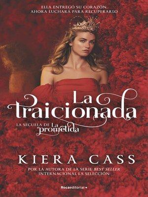 cover image of La traicionada