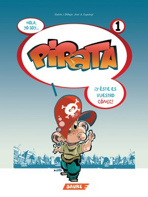 cover image of Hola soy Pirata!