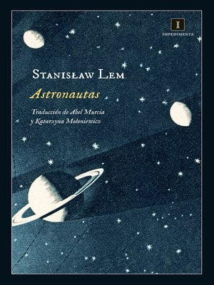 cover image of Astronautas
