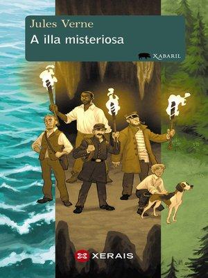 cover image of A illa misteriosa