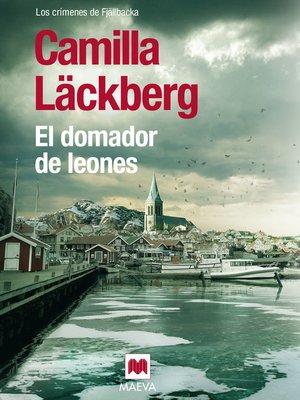 cover image of El domador de leones