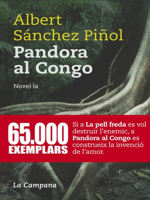 cover image of Pandora al Congo