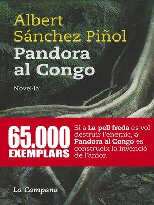 cover image of Pandora al Congo