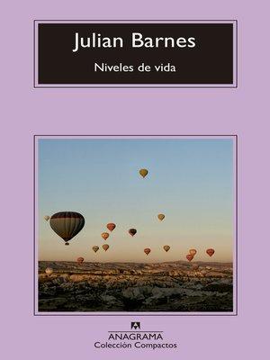 cover image of Niveles de vida
