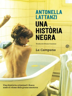 cover image of Una història negra