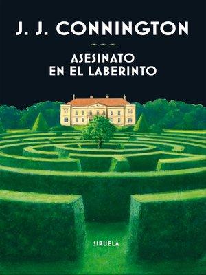 cover image of Asesinato en el laberinto