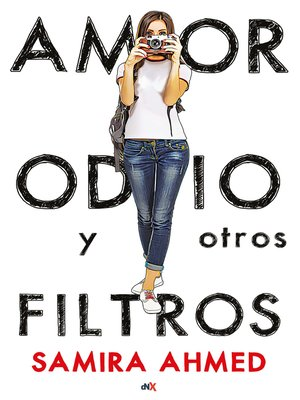cover image of Amor, odio y otros filtros