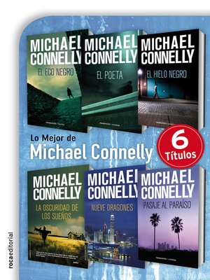 cover image of Lo mejor de Michael Connelly