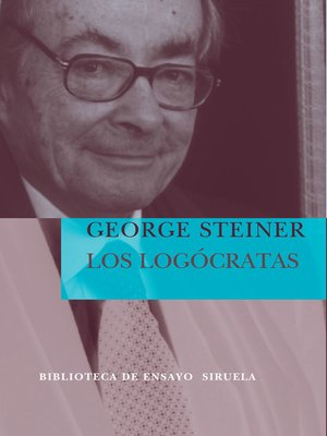 cover image of Los Logócratas