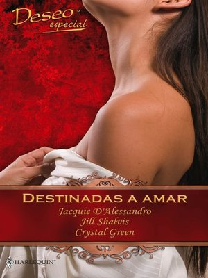 cover image of Destinadas a amar