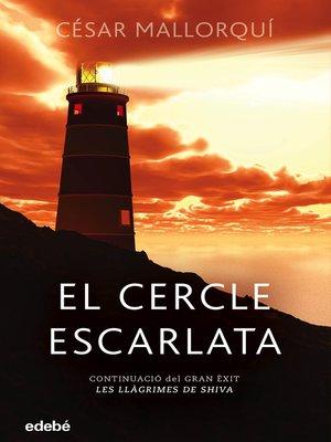 cover image of El cercle Escarlata