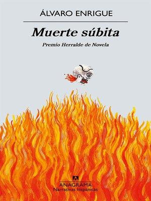 cover image of Muerte súbita
