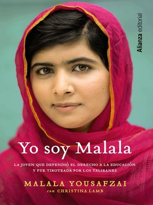 cover image of Yo soy Malala