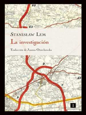 cover image of La investigación