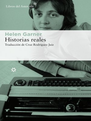 cover image of Historias reales