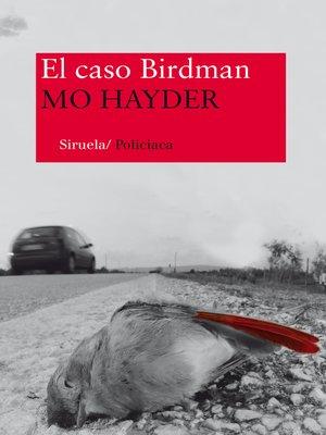 cover image of El caso Birdman