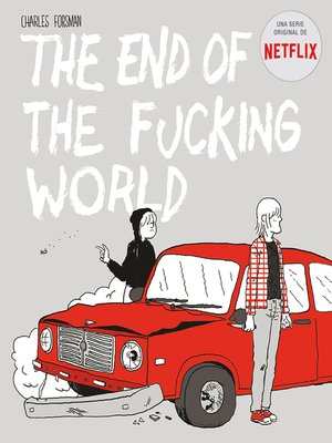 cover image of The end of the fucking world