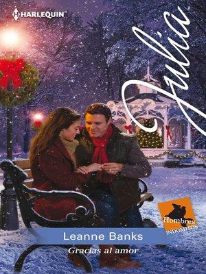 cover image of Gracias al amor