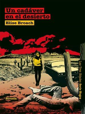 cover image of Un cadáver en el desierto