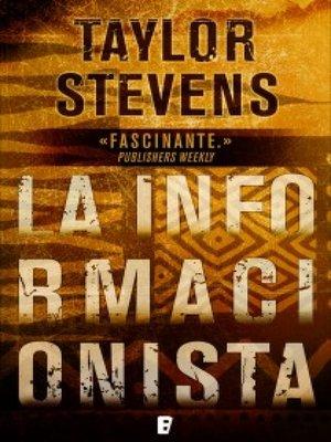 cover image of La informacionista