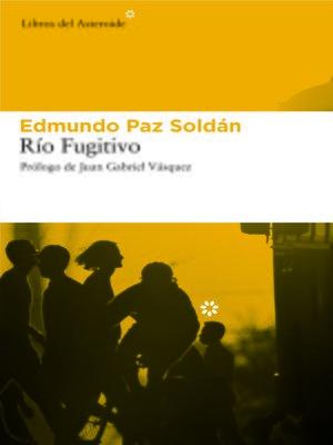 cover image of Río fugitivo