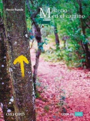 cover image of Misterio en el camino