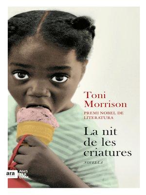 cover image of La nit de les criatures