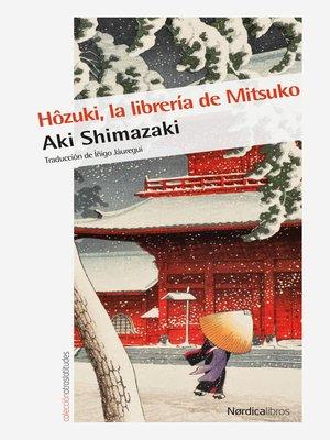 cover image of Hôzuki, la librería de Mitsuko