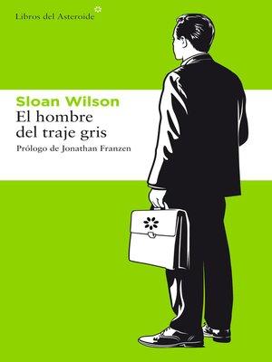 cover image of El hombre del traje gris