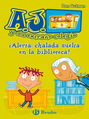 cover image of ¡Alerta