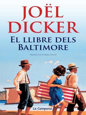 cover image of El llibre dels Baltimore