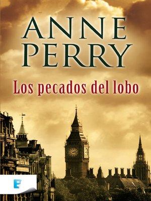 cover image of Los pecados del lobo (Detective William Monk 5)
