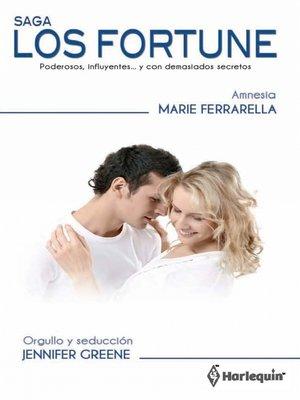 cover image of Amnesia/Orgullo y seducción