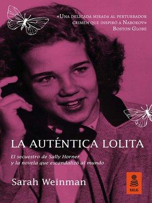 cover image of La auténtica Lolita