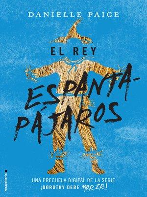 cover image of El rey espantapájaros