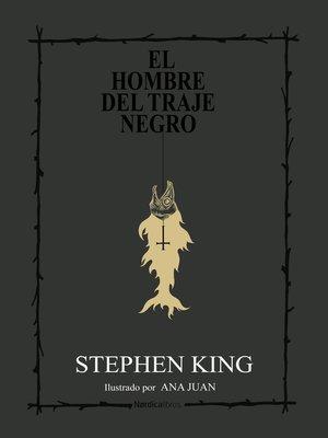 cover image of El hombre del traje negro