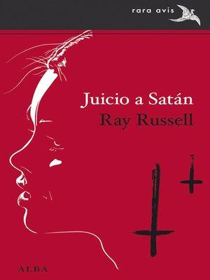 cover image of Juicio a Satán