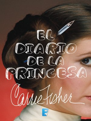 cover image of El diario de la princesa